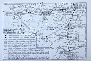 Kaart Telegraph